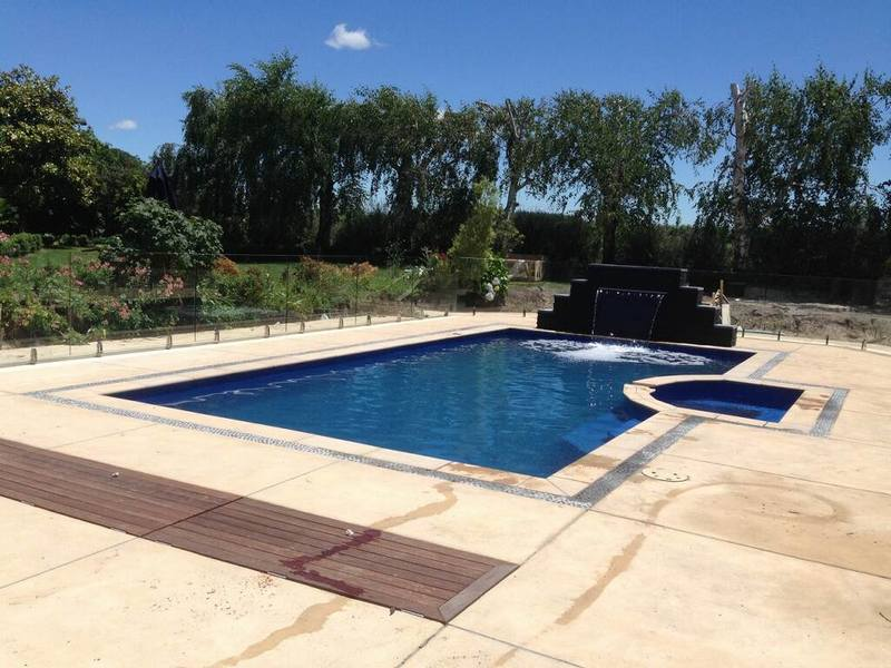 Swimming pool project portfolio affordable pools for Affordable pools